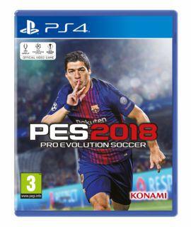 Pro Evolution Soccer 2018 Standard (PS4)