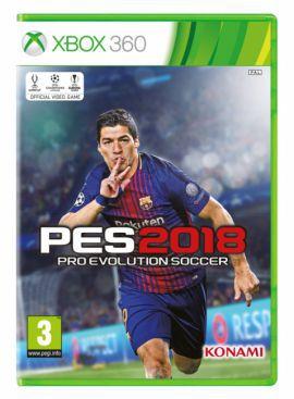 Pro Evolution Soccer 2018 Standard (X360)