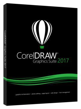 CorelDRAW Graphics Suite 2017 Small Business Edition (3 licencje) PL