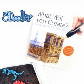 3DOODLER Create Book - Książka projektów 3D