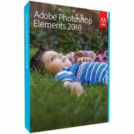 Adobe Photoshop Elements 2018 PL WIN BOX