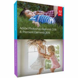 Adobe Photoshop&Premiere Elements 2018 PL WIN BOX