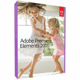 Adobe Premiere Elements 2018 PL WIN BOX