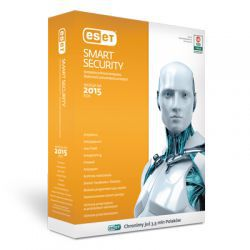 ESET Smart Security BOX  1 - desktop - licencja na rok