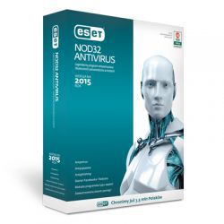 ESET NOD32 Antivirus BOX  1 - desktop - licencja na 2 lata