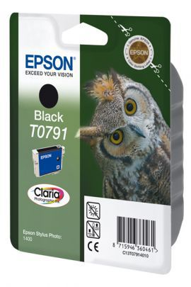 Epson T0791 Claria Photo czarny