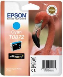 Epson T0872 Ultrachrome błękitny
