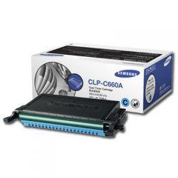 Toner Samsung CLP-C660B cyan