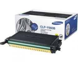 Toner Samsung CLP-Y660B 5000 stron yellow