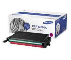 Toner Samsung CLP-M660A magenta