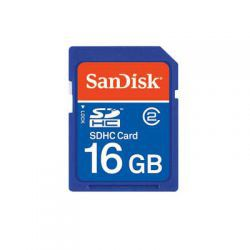 Secure Digital (SDHC) 16GB SanDisk Standard
