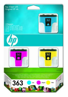 HP No. 363 [Multi Pack]
