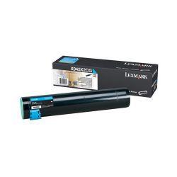 Toner Lexmark X945X2CG błękitny