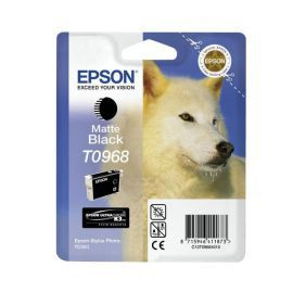 Epson T0968 Ultrachrome czarny mat