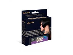 Accura ink Epson (T0802)