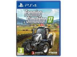 GRA PS4 FARMING SIMULATOR 2017