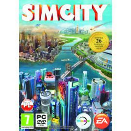Gra PC SimCity w Saturn