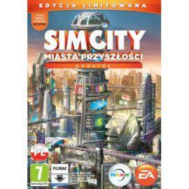 Gra PC ELECTRONIC ARTS SimCity: Miasta Przyszłości w Saturn