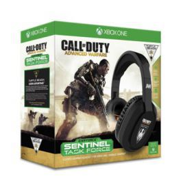 Zestaw słuchawkowy TURTLE BEACH Call of Duty Advanced Warfare Ear Force Sentinel Task Force do Xbox One w Saturn