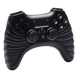 Kontroler bezprzewodowy THRUSTMASTER THR-PAD-TWIR-BL Gamepad T-Wireless Black do PC/PS3