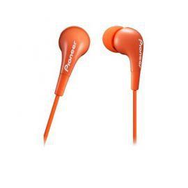 Słuchawki PIONEER SE-CL502M Pomarańczowy w Saturn