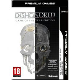 Gra PC NPG Dishonored Edycja Game of the Year w Saturn