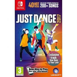 Gra Nintendo Switch Just Dance 2017