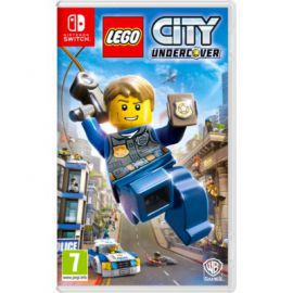 Gra Nintendo Switch LEGO City: Undercover