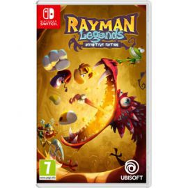 Gra Nintendo Switch Rayman Legends Definitive Edition