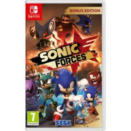 Gra Nintendo Switch Sonic Forces Bonus Edition
