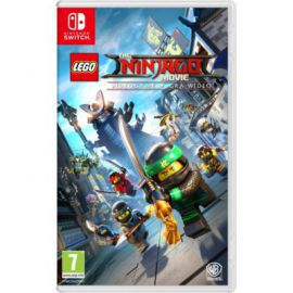 Gra Nintendo Switch LEGO NINJAGO Movie – Gra wideo