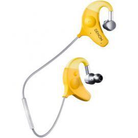 Produkt z outletu: Słuchawki DENON AH-W150 Żółty w Saturn