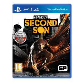 Gra PS4 SONY Infamous Second Son
