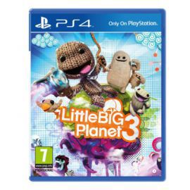 Gra PS4 Little Big Planet 3