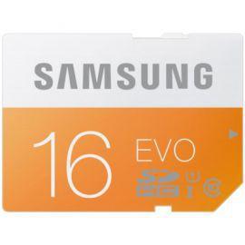 Karta pamięci SAMSUNG 16GB SDHC EVO MB-SP16D/EU
