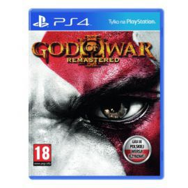 Gra PS4 God Of War 3 Remastered