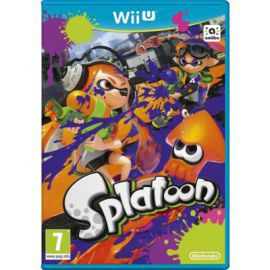 Gra Wii U Splatoon