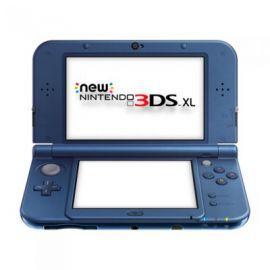 Konsola NINTENDO New Nintendo 3DS XL Metallic Blue