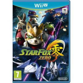 Gra Wii U Star Fox Zero