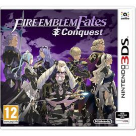 Gra 3DS Fire Emblem Fates: Conquest