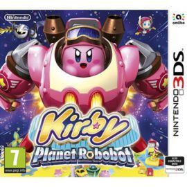 Gra 3DS Kirby: Planet Robobot