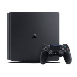 Konsola SONY PlayStation 4 Slim 1TB D Chassis Czarna + Playstation Plus 14 dni