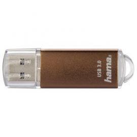 Pendrive USB HAMA Laeta 3.0 16 GB Brązowy