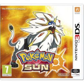 Gra 3DS Pokémon Sun