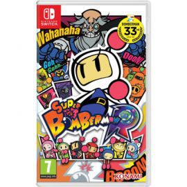 Gra Nintendo Switch Super Bomberman R