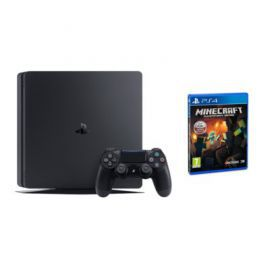 Konsola SONY PlayStation 4 Slim 500GB D Chassis + Minecraft: Edycja PlayStation 4 + Playstation Plus 14 dni