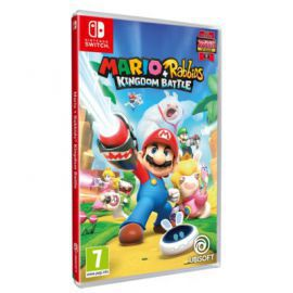 Gra Nintendo Switch Mario + Rabbids: Kingdom Battle