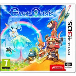 Gra 3DS Ever Oasis