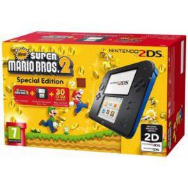 Konsola NINTENDO 2DS Black + New Super Mario Bros. 2