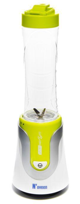 Blender kielichowy NOVEEN Sport Mix & Fit SB550 (Sportowy) + 2 bidony w komplecie